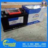 bateria de carro livre da manutenção padrão do RUÍDO 12V75ah