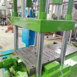 Type vertical machine de moulage par injection en caoutchouc de silicones de Tableau de glissière