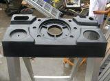 Алюминиевый складывая трап шага с пластичным экстраклассом инструмента