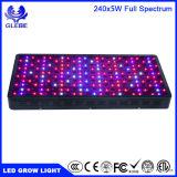 Il LED coltiva l'indicatore luminoso degli indicatori luminosi 480W Dimmable per l'ufficio, casa, serra del giardino dell'interno