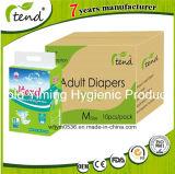 Pannolini adulti del fornitore dei prodotti di incontinenza con la pellicola del PE delle tabulazione dei pp