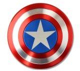2017 de Nieuwe Hoge Modieuze Superman van de Spinner van de Hand van de Legering van het Aluminium/Kapitein America/Fidget Spinner Finger Spinner