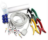 Zon-8033 Vertoning ECG van de Kleur van drie Kanaal de Digitale met Lage Prijs