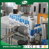 Máquina de etiquetado caliente plástica completamente automática del pegamento de la botella OPP del animal doméstico