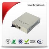 Convertisseur Media de la fibre 10/100Mbps