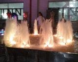 氷タワー水噴水の屋外の装飾的な噴水