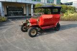 Автомобиль уникально Antique тележки гольфа конструкции крепкого франтовского электрический