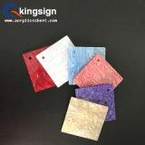 Het AcryldieBlad van het patroon in China wordt gemaakt
