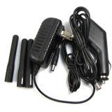 5 dresseur portatif de signal de portable des bandes GPS 2g