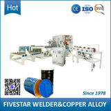 Высокая/средств/низкоскоростная производственная линия стального барабанчика