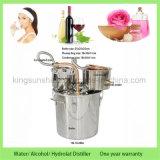 Wasser-Spiritus-Destillierapparat-kupfernes Gefäßmoonshine-Stille des Wein-10L/3gal mit Thump-Faß