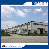 Fábrica de la estructura de acero del diseño del bajo costo para la venta