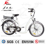 "26 "" Lithium-Batterie-Dame E Bicycle (JSL038Z-11) der Al-Legierungs-36V"