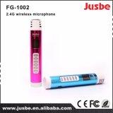教師のためのFg-1002 Hotsale 2.4Gの無線手持ち型のマイクロフォン