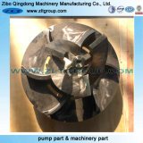 Нержавеющая сталь рабочее колесо центробежного насоса воды