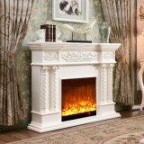 ホテルの家具LEDの彫刻の電気暖炉(320S)