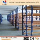 Racking longo de aço da extensão com Shelving