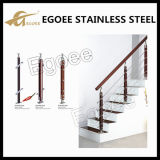 Baclony Railing Design / Indoor Glass Baluster Post / Stainless Steel Railing Balustrade