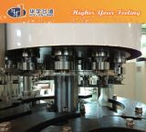 Maquinaria de relleno carbonatada de la bebida de la botella de cristal