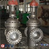 API6d Rising Stem Wcb Slab Gate Valve