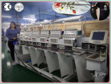 9개의 바늘 자수 기계 모자는 6 판매를 위한 맨 위 자수 기계를 전산화했다
