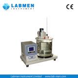 Кинематическую Вискозиметра с ЖК-контроллер температуры