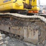 Hecho del excavador usado correa eslabonada hidráulica de KOMATSU PC300-7 de la maquinaria del material de construcción de Japón