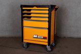 "Gabinete de rolo de gaveta de 27 ""5; armazenamento de ferramentas; caixas de ferramentas"