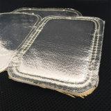 Den Schweißer vor Wärme aluminisierter Kohlenstoff-Rückhandschlag-Auflage schützen