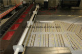 Rollo de máquina de hojas de corte, máquina de corte de cartón del rollo