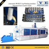 Copo plástico automático do Yogurt de China que faz a máquina