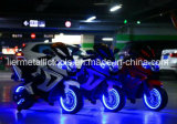 Дети Toys мотоцикл 2 малышей автомобиля колеса электрический для езды