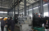 gerador elétrico da produção de eletricidade do motor Diesel de 125kVA/100kw Cummins Engine