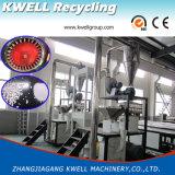 PE pp Plastic Pulverizer van pvc LLDPE, de Hoge Machine van het Malen van de Output