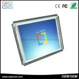 Fabricante monitor multi de la pantalla táctil del IR de la visualización del LCD de 10.4 pulgadas