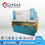 Dobladora grande hidráulica del freno 160t/3200 de la prensa de la placa del CNC
