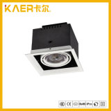Hot Sell 24W COB Square Light Recessed LED Grill Lamp