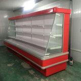 플러그 접속식 유형 상업적인 냉장고 식물성 전시 냉각장치