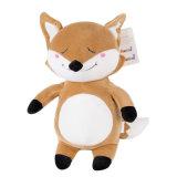 Заполненная таможней игрушка плюша Fox