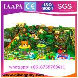 Speelgoed van de Speelplaats van de Apparatuur van de Speelplaats van jonge geitjes het Binnen