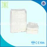 Tecidos adultos descartáveis macios grandes da boa qualidade do tamanho