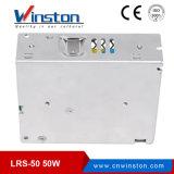Neuer Typ 50W Ein-Outputschalter-Stromversorgung (Serien Lrs-50)