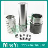Contactos de guía de aluminio endurecidos estruendo calientes del producto