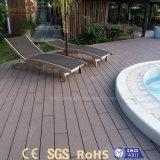 屋外のよい価格の木製のプラスチック合成のプールのデッキ