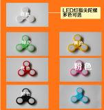 LED 가벼운 저속한 새로운 디자인에 의하여 착색되는 싱숭생숭함 LED 손 방적공