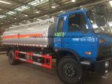 O caminhão do depósito de gasolina de Dongfeng 4*2 12000L 12 toneladas reabastece o preço do caminhão