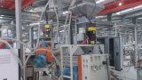 Dosierenund Mischmaschine für Kunststoffindustrie