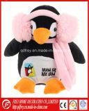 Jouet chaud de pingouin de peluche de cadeau de promotion des ventes