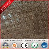 Китай вышивка потребления ПВХ из искусственной кожи из натуральной кожи