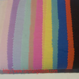 Tela química da cortina do Spandex da tela do poliéster da tela para a matéria têxtil do vestuário do vestido cheio